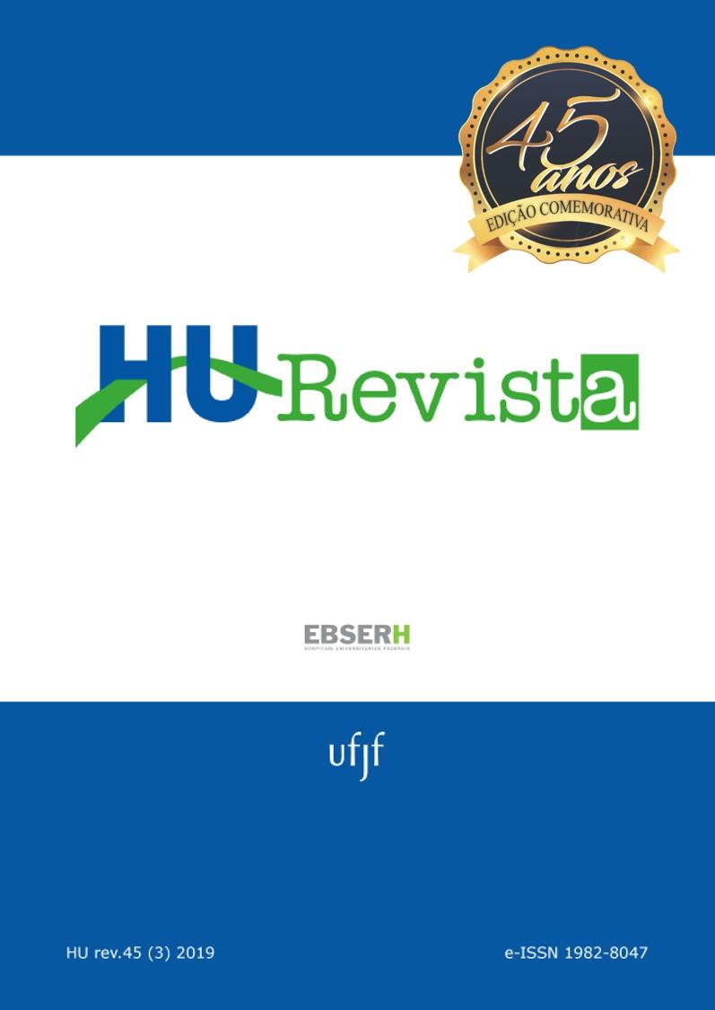 Visualizar v. 45 n. 3 (2019): HU Revista 45 anos - Edição Comemorativa