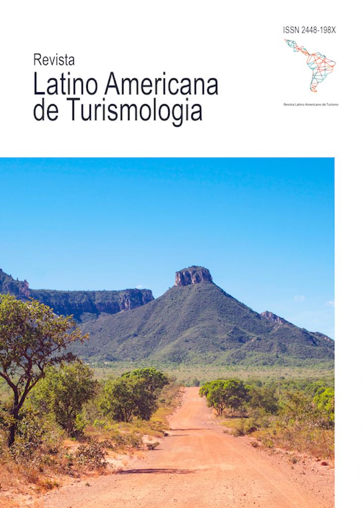 Visualizar v. 3 n. 1 (2017): Turismo para o Desenvolvimento Local e a Conservação