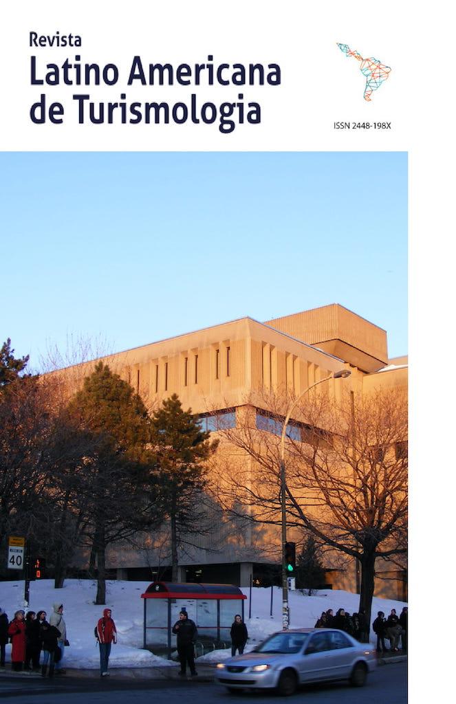 """Visualizar v. 4 n. 2 (2018): Edição Temática: """"La Dimensión Organizacional del Turismo en México: textos seleccionados del XVI Congreso Internacional de Análisis Organizacional, Montreal, Canadá"""""""