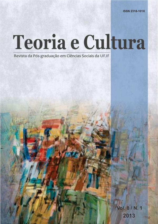 Visualizar v. 8 n. 1 (2013): Nas cidades: antropologias em contextos urbanos contemporâneos