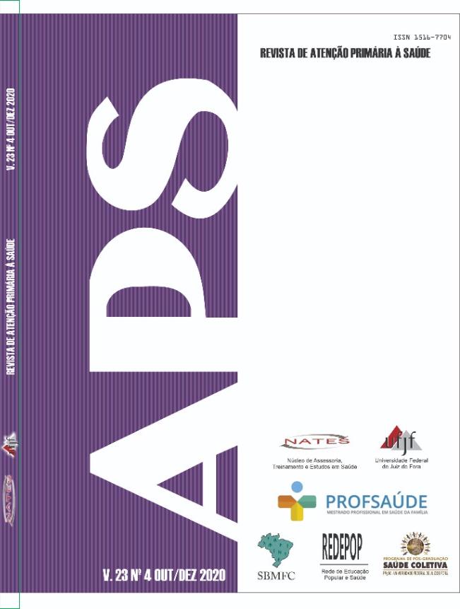 Visualizar v. 23 n. 4 (2020)