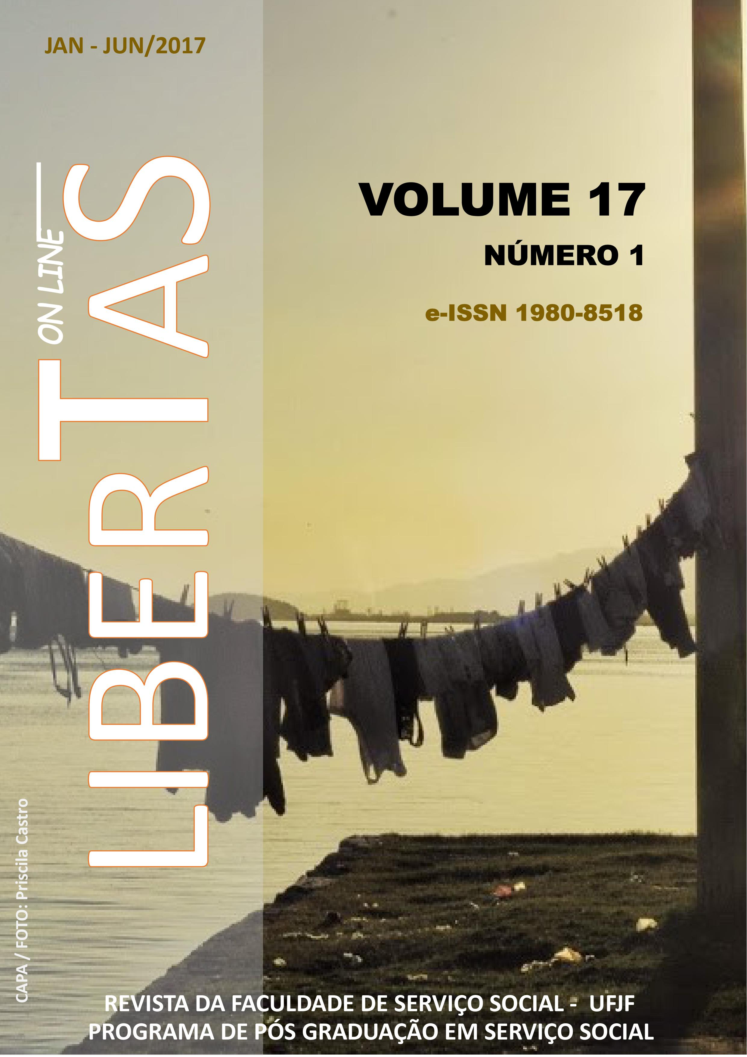Visualizar v. 17 n. 1 (2017): Revista Libertas - ISSN: 1980-8518 (jan. jun. 2017)