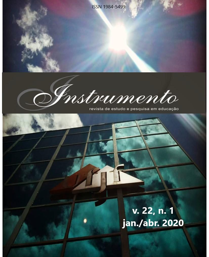 A imagem da capa é de autoria de Maria Antônia Ribeiro, aluna do Ensino Fundamental do Colégio de Aplicação João XXIII/UFJF.