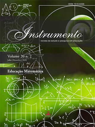 Visualizar v. 20 n. 2 (2018): Número temático - Educação Matemática