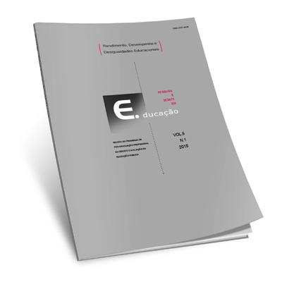 Visualizar v. 5 n. 1 (2015): Rendimento, desempenho e desigualdades educacionais