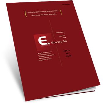 Visualizar v. 2 n. 1 (2012): Avaliação dos sistemas educacionais e autonomia dos entes federados